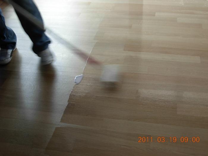 ξύσιμο - γυάλισμα