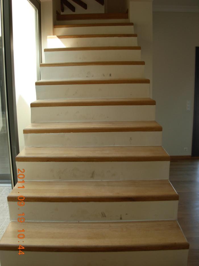 Σκάλα χτιστή