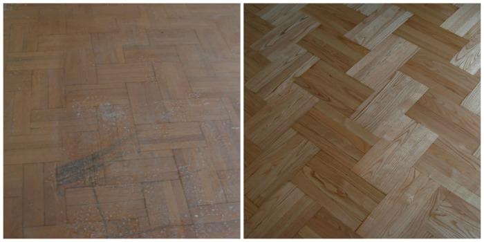 Ηρακλής Στρατής, Θέρμη, Θεσσαλονίκη, ξύσιμο - γυάλισμα ξύλινων πατωμάτων, βερνίκια απλά ή οικολογικά