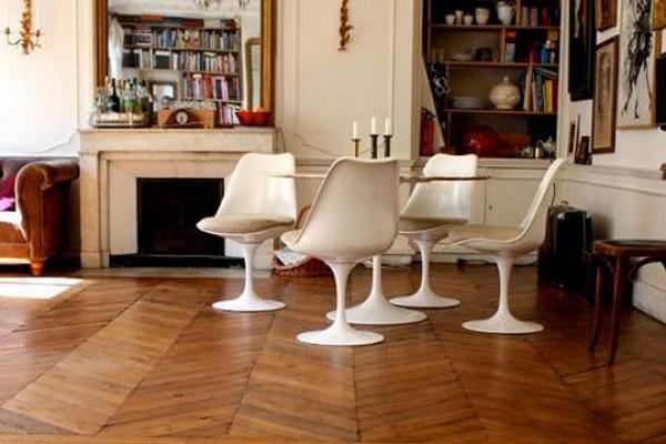 vintage vs retro by Μαρία Λαγκούση ΣΤΡΑΤΗ ξύλινα πατώματα και laminates