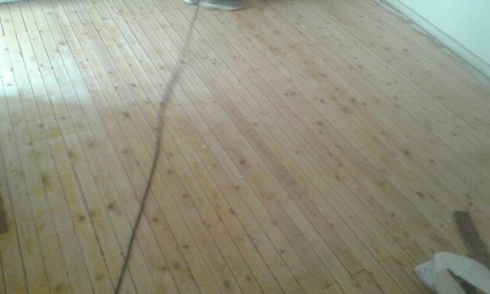 Ηρακλής Στρατής - επισκευή ξύλινα πατώματα